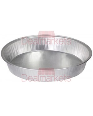 Ταψάκι αλουμινίου ζαχαροπλαστικής 26cm (σετ 12τεμάχια)