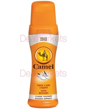 Camel βερνίκι παπουτσιών λευκό 75ml