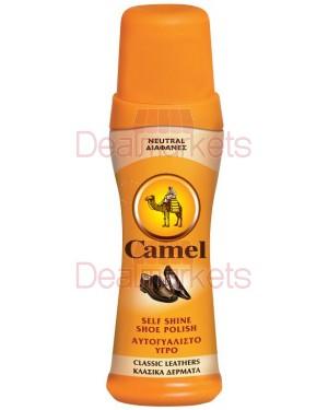 Camel βερνίκι παπουτσιών διάφανο 75ml