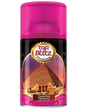 Top blitz premium ανταλλακτικό αποσμ. χώρου pyramid 260ml