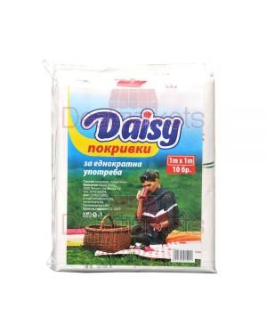 Daisy τραπεζομάντηλα 10 τεμ 1-0.96m