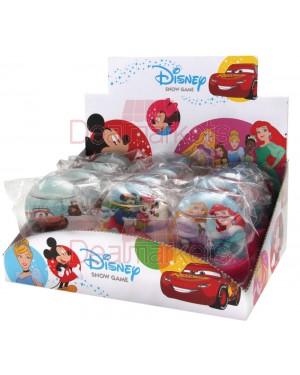 Disney χιονόμπαλα mix display 12τεμάχια