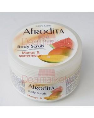Afrodita Body Scrub Μανγκο-Καρπούζι 350ml