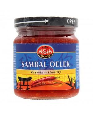 Σάλτσα τσίλι Asian Gold Smbal 200gr