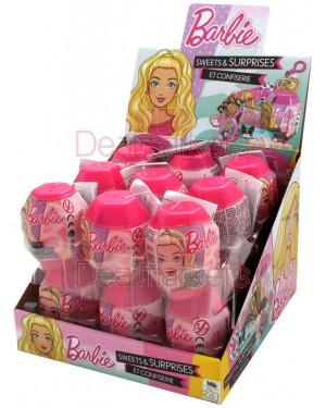 Αυγό με ζαχαρωτά Barbie και δώρο έκπληξη 10gr 18τεμ
