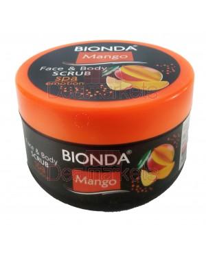 Scrub Bionda σώματος και προσώπου mango 350ml