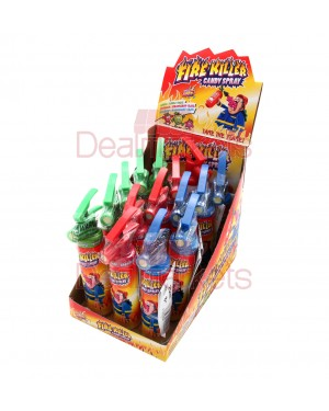Candy spray fire killer 25ml 15τεμ