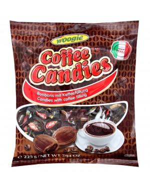 Καραμέλες Woogie με γέμιση καφέ στα 225gr