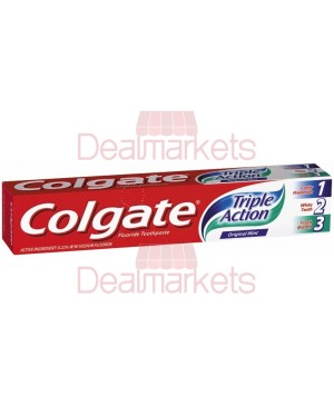 Οδοντόκρεμα Colgate triple action 100ml
