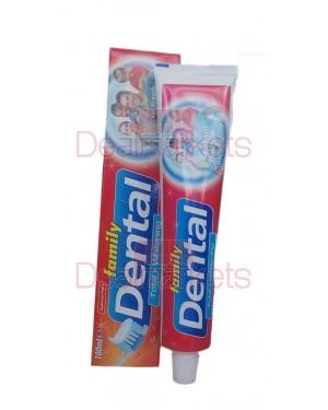 Οδοντόκρεμα Dental Family total + Whitening σωληνάριο 100ml