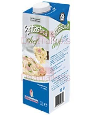 Κρέμα γάλακτος μαγειρικής Fantastica φυτική 1L