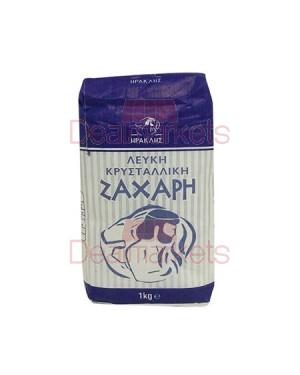 Ζάχαρη λεκή ΗΡΑΚΛΗΣ Ε.Ε. 1kg