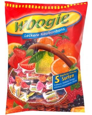 Καραμέλες Woogie 5 γεύσεις 500gr