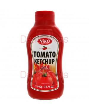 Ketchup καυτερή NIKO 900gr