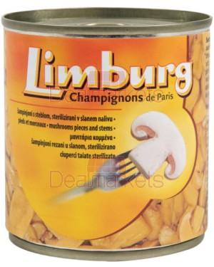 Μανιτάρια κομμένα Limburg 200gr