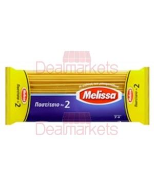 Μακαρόνια Melissa για παστίτσιο Νο2 500g