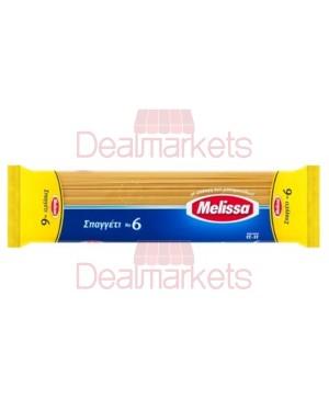 Μακαρόνια Melissa σπαγγέτι Νο6 500g
