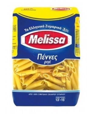 Ζυμαρικά πένες Melissa 500g