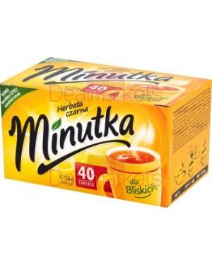 Τσάι μαύρο Minutka φάκελος 40 * 1.5gr