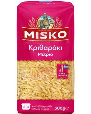 Κριθαράκι MISKO μέτριο 500gr