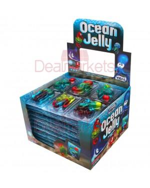 Ζελεδάκια Ocean Jelly ζώα της θάλασσας 6gr
