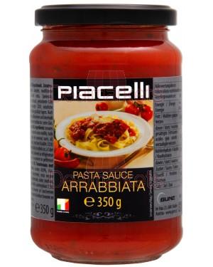 Σάλτσα arabiata Piacelli με τσίλι 350gr