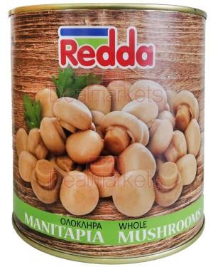 Μανιτάρια ολόκληρα Redda 2.5Kg