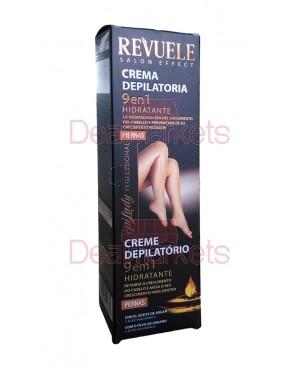 Κρέμα αποτρίχωσης Revuele μα argan 125ml