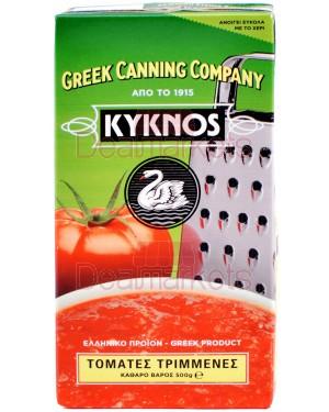 Ντομάτες τριμμένες KYKNOS 500gr