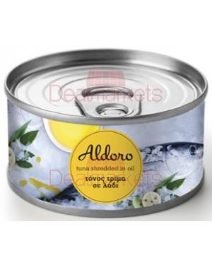Τόνος Aldoro τρήμα σε λάδι 160gr