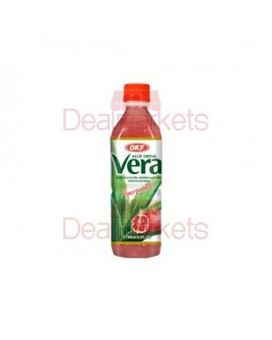 Χυμός OKF Aloe Vera Ρόδι sugar free 500ml