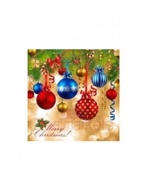 Χαρτοπετσέτα Χριστουγεννιάτικη Lindy 33 * 33 3Φ 20τεμ