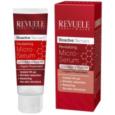 Revuele bioactive ορός προσώπου με κολαγόνο και ελαστίνη 25ml