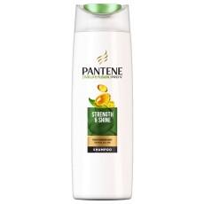 Pantene pro-v σαμπουάν strength & shine 360ml εισ.
